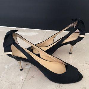 Ivanka Tramp Dress Sandals 6M